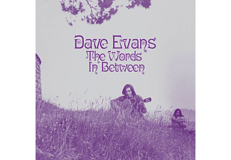 Dave Evans - The Words In Between - (LP + Download)
