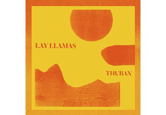 The Lay Llamas - Thuban - (Vinyl)