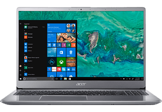 ACER Notebook Swift 3 SF315-52-898F, silber (NX.GZAEG.005)