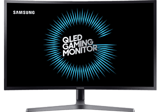 SAMSUNG C32HG70 LED Curved 31.5 Zoll  Gaming Monitor (1 ms Reaktionszeit, FreeSync, 144 Hz)