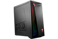 MSI Infinite A 8RE, Gaming PC mit Core™ i7 Prozessor, 16 GB RAM, 256 GB SSD, 2 TB HDD, GeForce® GTX 1080, 8 GB