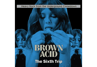 VARIOUS - Brown Acid: The Sixth Trip - (CD)