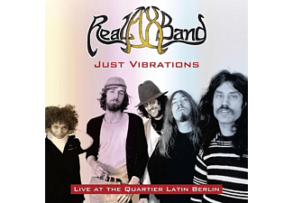 Real Ax Band - Just Vibrations-Live At Quartier Latin Berlin - (CD)