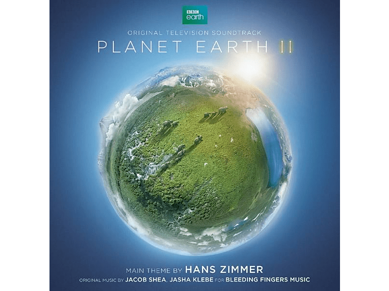 OST/Hans Zimmer - Planet Earth II [Vinyl]