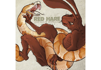 Red Hare - Little Acts Of Destruction - (CD)
