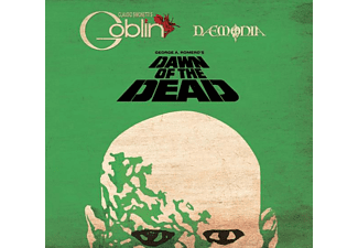 Claudio Simonetti's Goblin - Dawn Of The Dead OST (CD+LP/Lim.Ed.Box) - (LP + Bonus-CD)