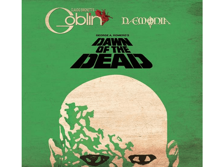 Claudio Simonetti's Goblin - Dawn Of The Dead OST (CD+LP/Lim.Ed.Box) [LP + Bonus-CD]