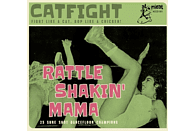 VARIOUS - Cat Fight Vol.1-Rattle Shakin' Mama [CD]