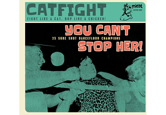 VARIOUS - Cat Fight Vol.3-You Can't Stop Her - (CD)