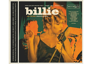 Billie And The Kids - Soulful Woman - (CD)