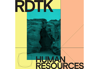 Rdtk (ricardo Donoso & Thiago Kochenborger) - Human Resources - (LP + Download)