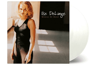 Ilse Delange - World Of Hurt (20th Anniversary Edit) (ltd transpa - (Vinyl)
