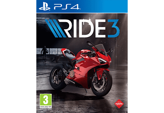 Ride 3 PlayStation 4