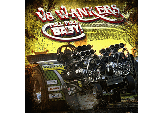 V8 Wankers - Full Pull Baby - (CD)