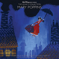 VARIOUS - The Legacy Collection: Mary Poppins [CD]