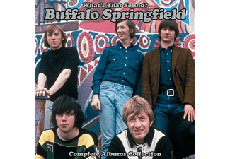 Buffalo Springfield - WHAT'S THAT SOUND? (Complete Albums Collection) - (CD)