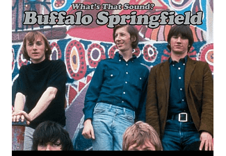 Buffalo Springfield - What's That Sound? (Complete Albums Collection) [Vinyl]