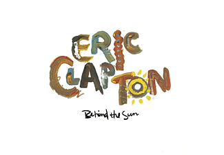 Eric Clapton - Behind the Sun LP