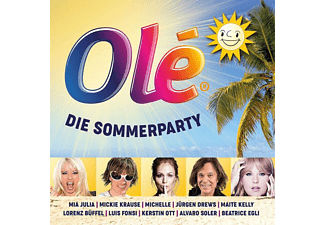 VARIOUS - Ole-Die Sommerparty - (CD)