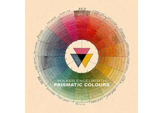 Volker Engelberth - Prismatic Colours - (CD)