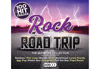 VARIOUS - Rock Road Trip - (CD)