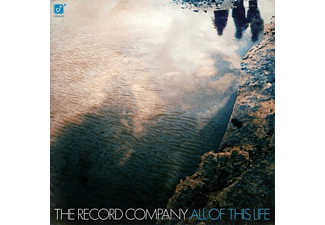 The Record Company - ALL OF THIS LIFE - (Vinyl)