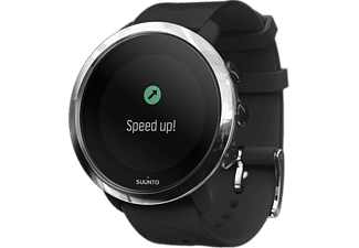 SUUNTO 3 Fitness in Schwarz