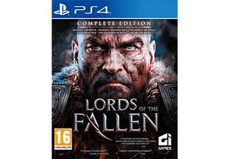 Lords of the Fallen PlayStation 4