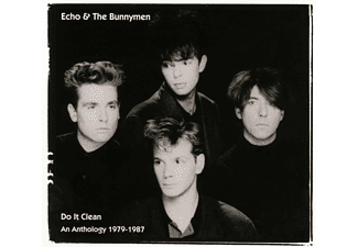 Echo & The Bunnymen - Do It Clean: An Anthology (CD)
