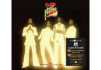 Slade - Slade In Flame (CD + DVD)