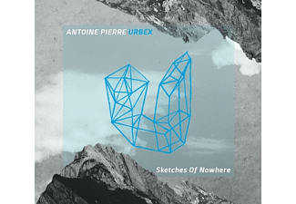 Antoine Pierre Urbex - Sketches of Nowhere - (CD)