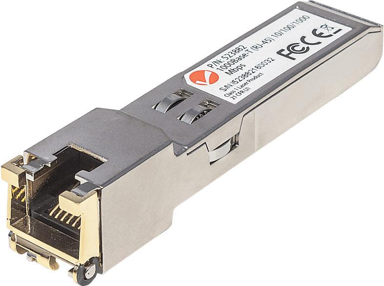 INTELLINET 523882 Gigabit SFP Mini-GBIC Transceiver | 00766623523882