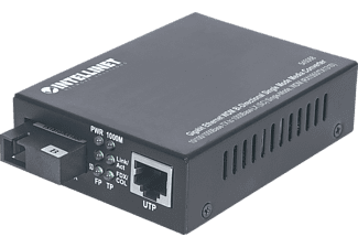 INTELLINET 545068 GIGABITETHERNET WDM BIDIREKT.MEDIENKONV., Gigabit Ethernet