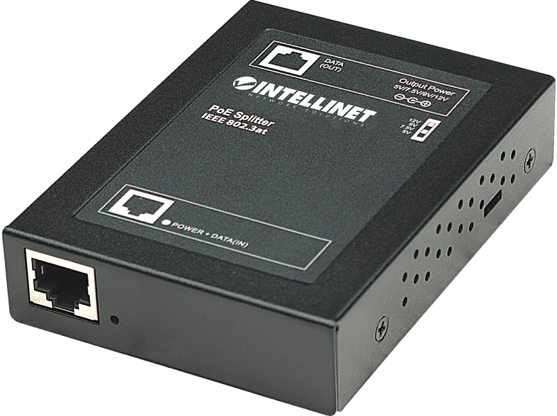 INTELLINET  560443 PoE+ Splitter IEEE802.3at | 00766623560443