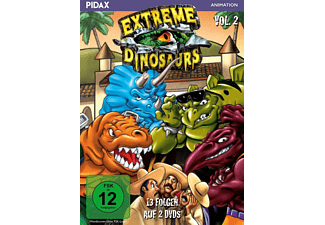 Extreme Dinosaurs - Vol. 2 - (DVD)