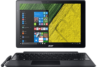 ACER Switch Alpha 12 (SA5-271-564Z), Convertible mit 12 Zoll Display, Core™ i5 Prozessor, 4 GB RAM, 256 GB SSD, HD Grafik 520, Silber