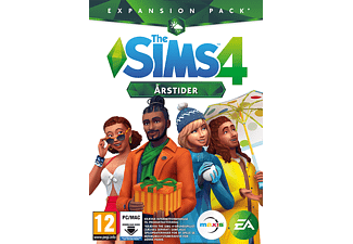 The Sims 4: Seasons (Code in a box) PC