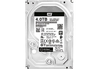"WESTERN DIGITAL WD Black 4TB, 3.5"", 7200rpm, SATA 6Gb/s (WD4005FZBX)"