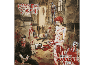 Cannibal Corpse - Gallery Of Suicide-20th Anniv - (Vinyl)