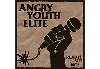 Angry Youth Elite - Angry Youth Elite - (CD)
