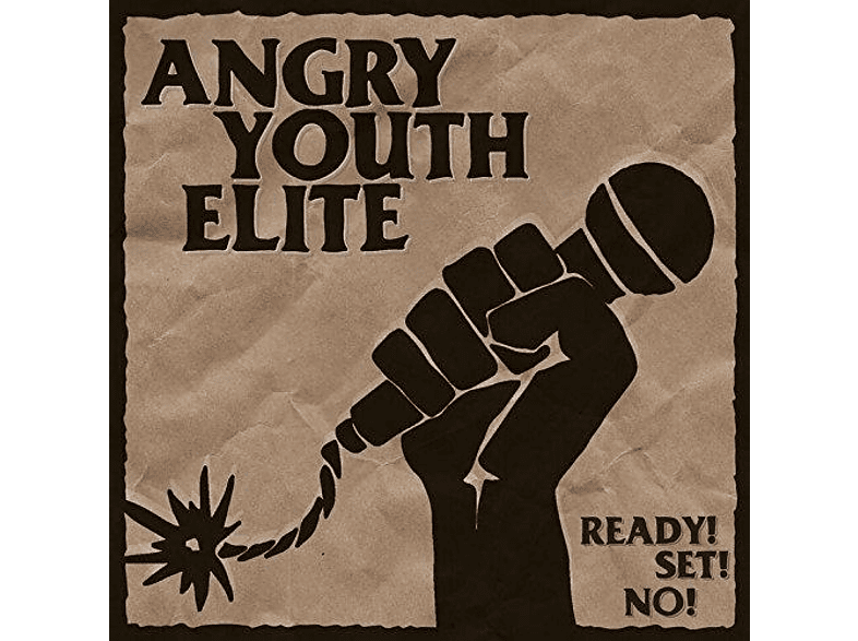 Angry Youth Elite - Angry Youth Elite [CD]