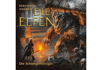Die Elfen - Die Schlangenkönigin - 1 MP3-CD - Science Fiction/Fantasy