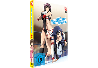 Wanna be the Strongest in the World 2 - (DVD)