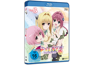 To Love Ru - Darkness – 3. Staffel – Vol. 3 - (Blu-ray)