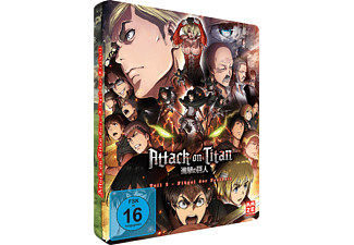 Attack on Titan - Anime Movie Teil 2: Flügel der Freiheit - (Blu-ray)