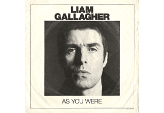 Liam Gallagher - As You Were (Picture Disk) (Limited Edition) (Vinyl LP (nagylemez))