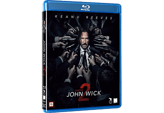 John Wick: Chapter 2 - Blu-ray Blu-ray