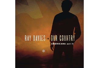 Ray Davies - Our Country: Americana Act 2 - (CD)