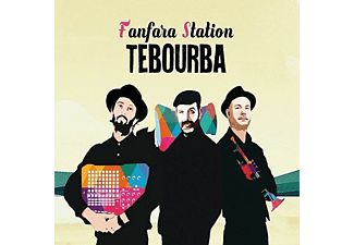 Fanfara Station - Tebourba - (CD)