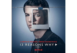 VARIOUS 13 Reasons Why (Season 2) Soundtrack CD